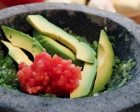 Best Guacamole from the Garden