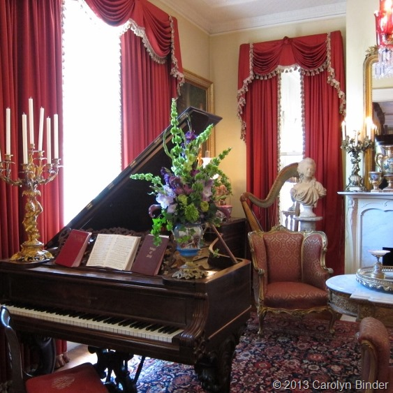 Music Room, Marlsgate Plantation