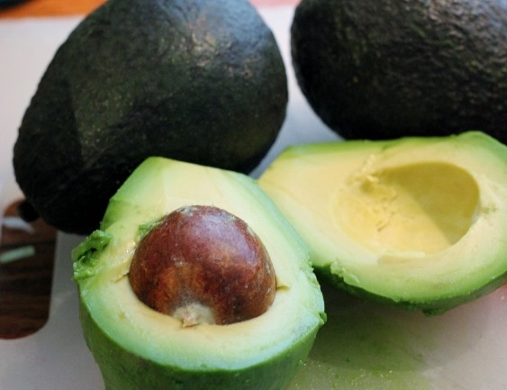 Perfect Fresh Avocados