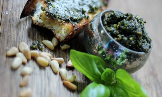Three Secrets to Perfect Pesto