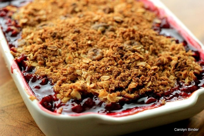 Blackberry-Peach Crisp 6-8-2014 1-47-03 PM