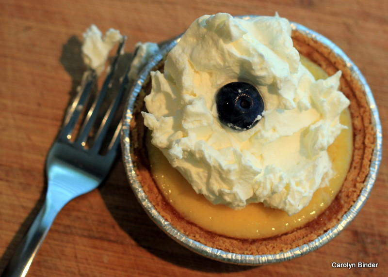 Quick and Easy Lemon Icebox Pie of Love